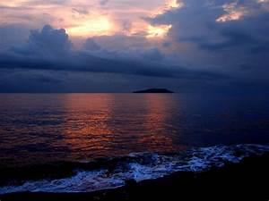 Fond Ecran Mer : fonds d ecran plage mer vagues etc ~ Farleysfitness.com Idées de Décoration