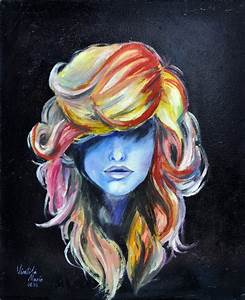 Abstract Girl Paintings | www.pixshark.com - Images ...