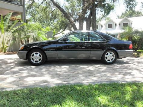Purchasing from japan is quite simple and even. Purchase used 1995 MERCEDES S600 COUPE V12 in Tampa ...