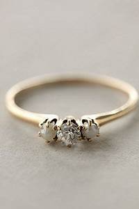 anthropologie diamond and pearl ring replace the pearls With anthropologie wedding rings