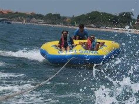 Banana Boat Ride At Tanjung Benoa by Banana Boat Ride Picture Of Wibisana Marine Adventures