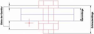 Schraube Berechnen : autodesk advance steel wie wird die schraubenl nge in ~ Themetempest.com Abrechnung