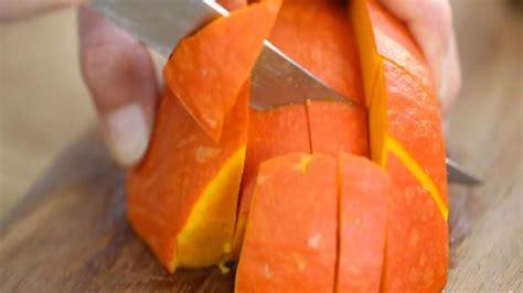comment cuisiner le potimarron