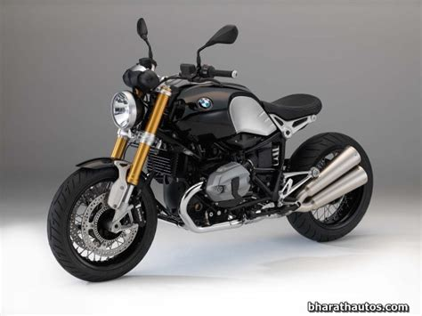 R Nine T Racer Picture by Bmw R Nine T Cafe Racer Launched In India At Rs 23 5 Lakh