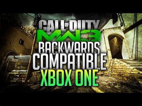 mw  compatible gameplay  xbox   mw