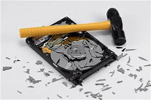 Secure Hard Drive Destruction Services in Stuart