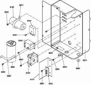 Amana Model Rcc48a2b  P1218507c Air Heat Pump