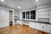 built in desk What You Need To Know About Built-in Cabinets | Kraftmaid Outlet
