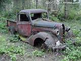 Images of Old Chevy Truck Salvage Yards