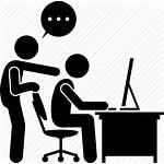 Coach Icon Coaching Mentor Training Guidance Icons