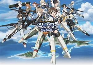 Crunchyroll QuotStrike Witches39 Takes Aim At Mobile Gaming
