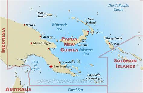 year  papua  guinea map work broad heath primary school