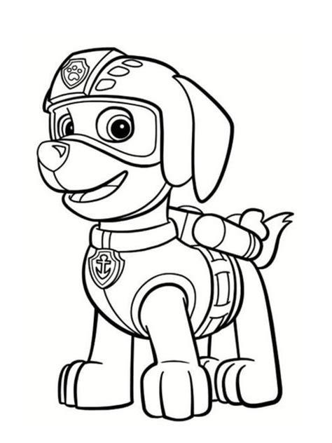 Venez découvrir tous nos dessins sur dessin.tv! Coloriage Pat Patrouille : 30 dessins à imprimer gratuitement