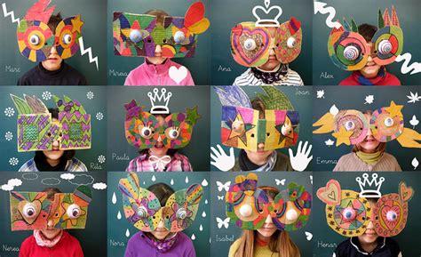 machine pour cuisiner 5 masques de carnaval diy