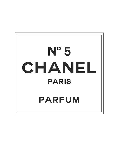 chanel no 5 parfum black and white 02 lifestyle and fashion digital art by tuscan afternoon