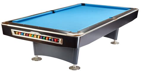 8ft pool table olio pool table 4809 mattblack 8ft for at beckmann 1128