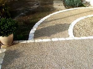 Faire Une Allée Carrossable : quel mat riau pour une all e de jardin carrossable ~ Premium-room.com Idées de Décoration