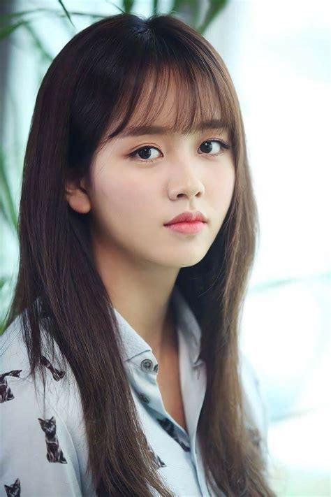 Perfect Best Style Long Black Haircut For Female Korean