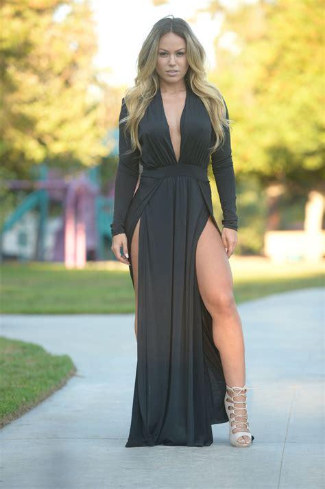 spree dress black lace dresses fashion women
