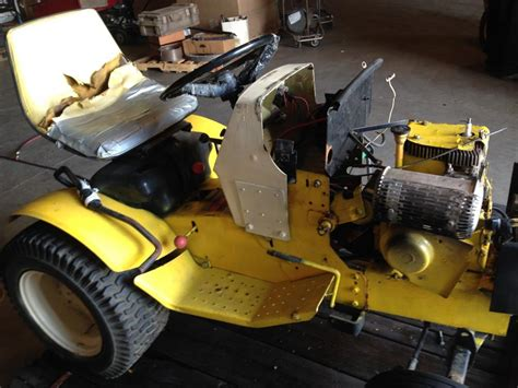 Sears Garden Tractor Parts by 1976 Sears St 12 Parts Sears Craftsman Tractor Forum