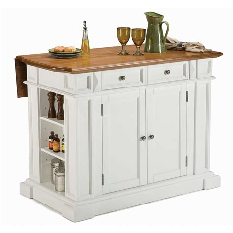 kitchen island home styles kitchen island with breakfast bar 172165 kitchen dining at sportsman 39 s guide