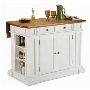 Home Styles™ Kitchen Island with Breakfast Bar - 172165