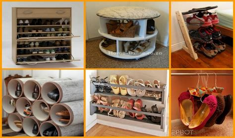ingenious diy shoe storage projects  owner builder