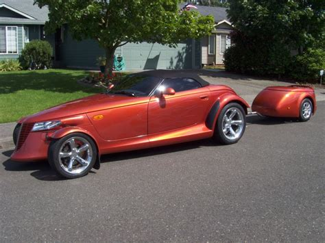 2001 PLYMOUTH PROWLER - Image #14