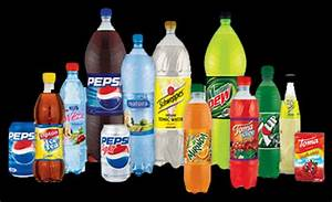 PepsiCo soft drinks