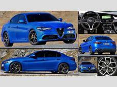 Alfa Romeo Giulia Veloce 2017 pictures, information