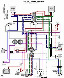 85 Hp Mercury Outboard Wiring Diagram