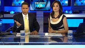 World News Now: Rob Nelson Anchors Breaking News Video ...
