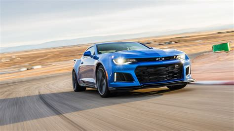 Is The Fastest Camaro by 5 Fastest And Slowest Production Camaros Of All Time