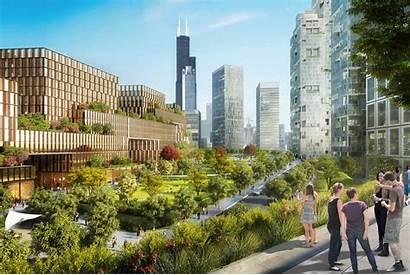 78 Chicago Park Loop South River Development