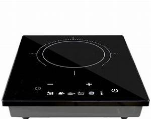 Table Top 2200W Single Burner Induction Cooktop / Cooker ...