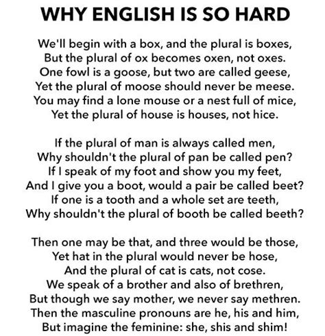 english   hard funny  true  grammarly