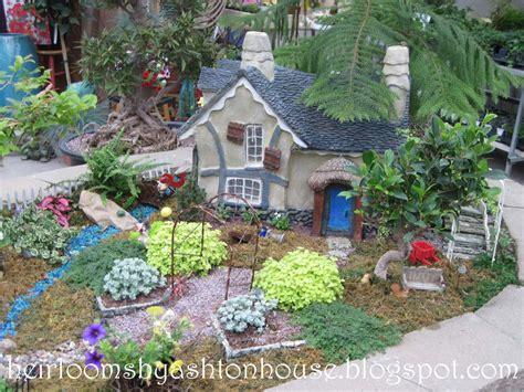 Heirlooms By Ashton House Magical Miniature Gardens