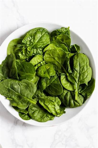 Spinach Salad Raspberry Vinaigrette Quinoa Vegan Serve