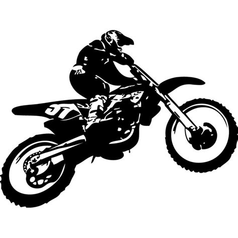 chambre ado fille et noir moto cross 1