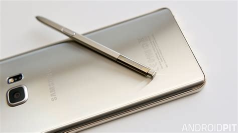 Galaxy Note 5 Owners Report Broken S Pen Issue