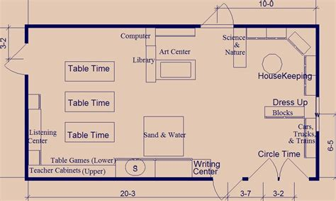 preschool classroom arrangement diagrams preschool once again preschool classroom layout 189