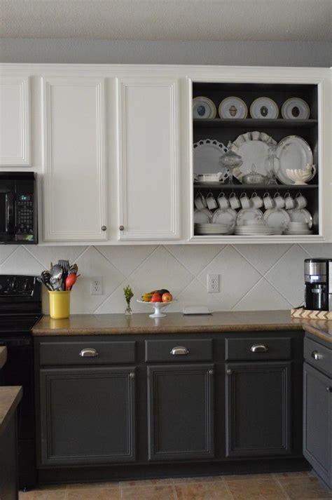 stylish  lovely  tone kitchen cabinet design ideas