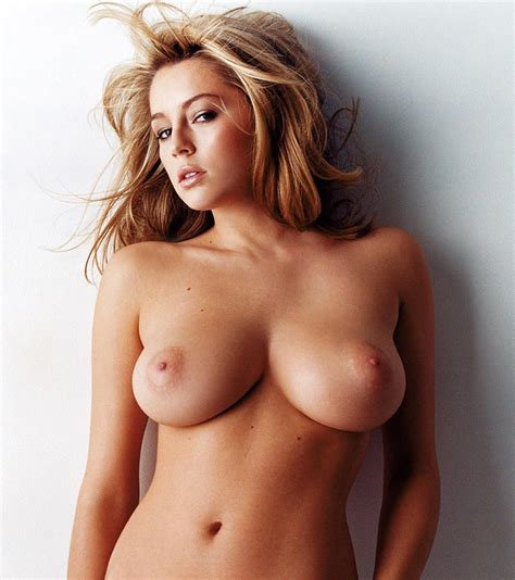 Keeley Hazell Nude Photos Exposed Big Tits Bush