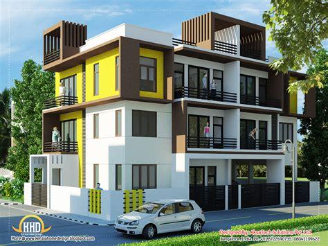Front Elevation Modern House  Elegance Dream Home Design