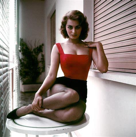 Sophia Loren At Home Rome, Italy 1955  Magnum Photos