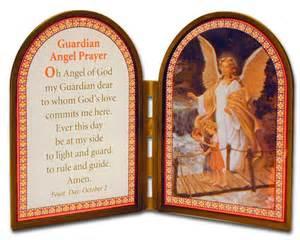 My Guardian Angel Prayer
