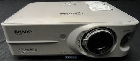 sharp notevision pg b10s lcd projector 1200 ansi lumens