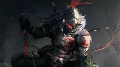 Goblin Slayer Anime Blood 4k Wallpapers Background