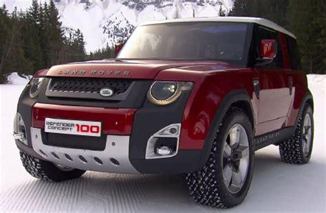 new land rover defender interior new land rover defender 100 concept interior nas 90 110