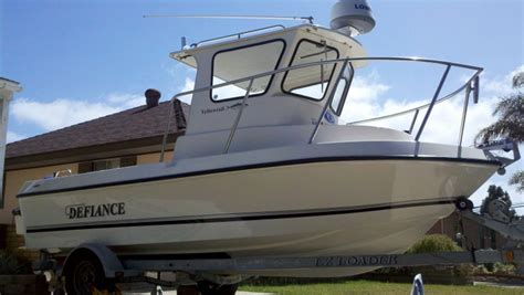 Small Fishing Boat Engine by Small Cuddy Cabin For Fishing The Hull Boating